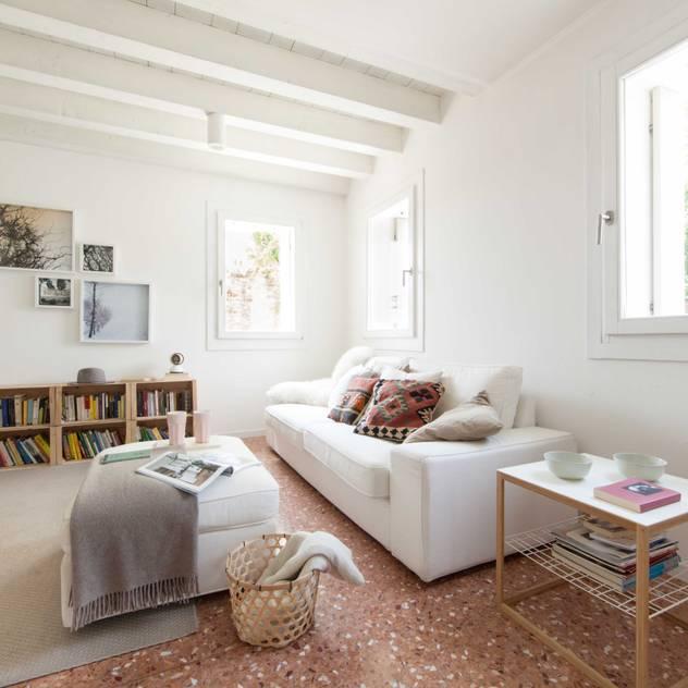 living bởi Didonè Comacchio Architects Hiện đại