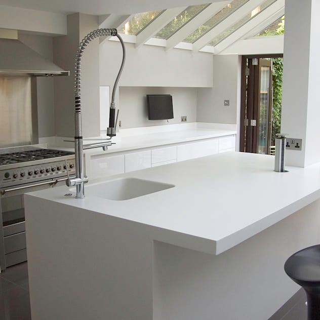 modern Kitchen by Greengage Interiors