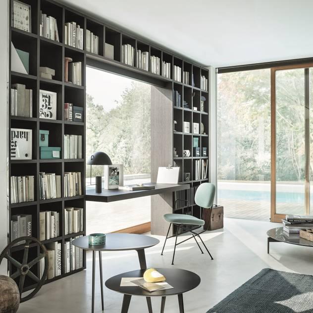 Phòng học/văn phòng phong cách hiện đại bởi Mobilificio Marchese Hiện đại