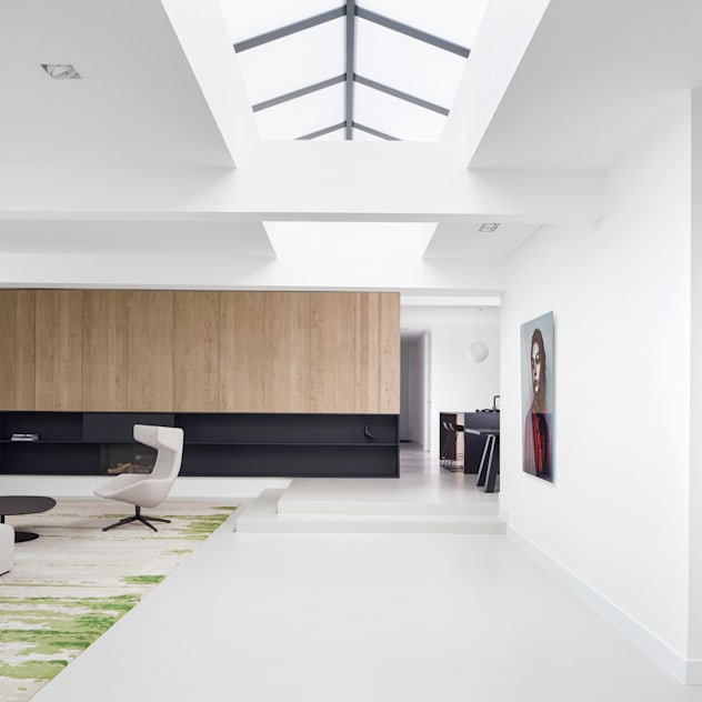 Modern living room by i29 interior architects Modern