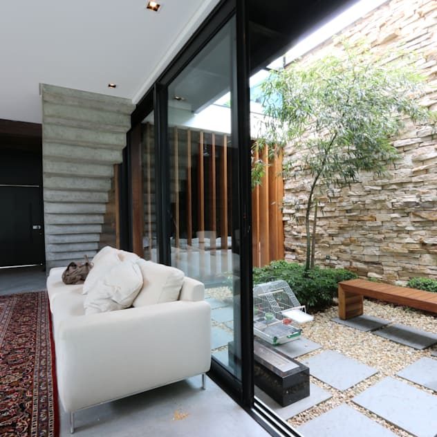 ZAAV-Casa-Interiores-1342: Jardins de inverno por ZAAV Arquitetura