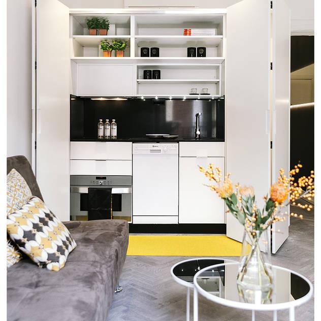 ห้องครัว by MILL-HOUSE