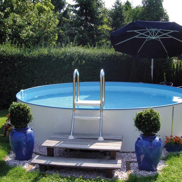 Piletas de estilo clásico por Pool + Wellness City GmbH