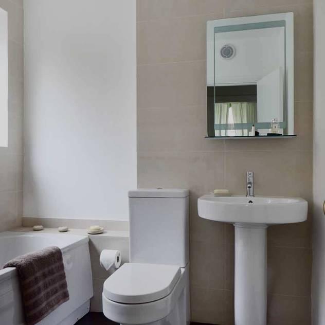 Bathroom gdp interiors Modern bathroom