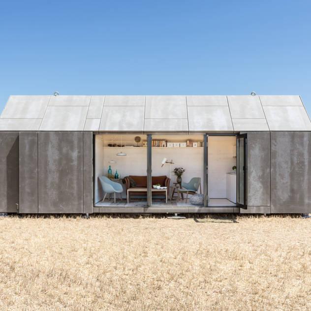 ÁBATON Arquitectura: kırsal tarz tarz Evler
