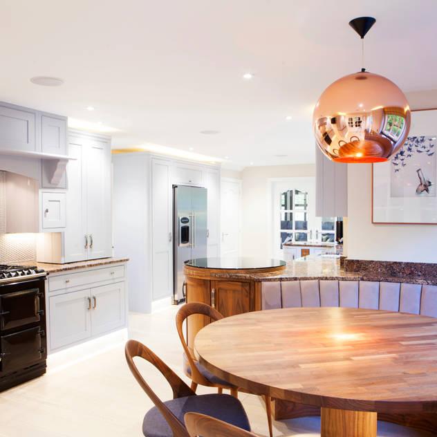 Kitchen Jane Fitch Interiors Modern kitchen