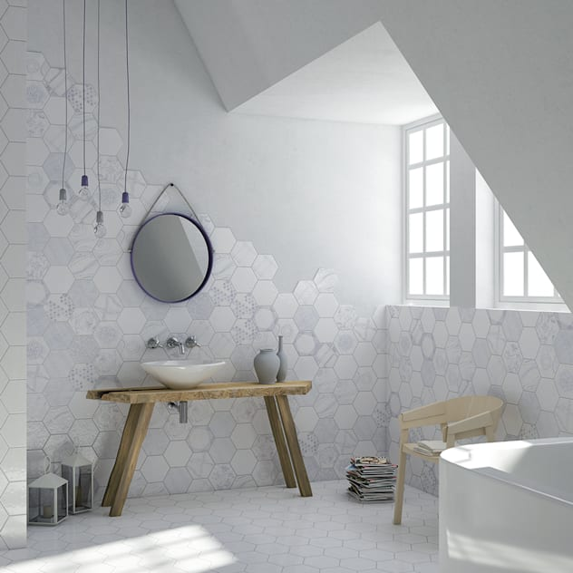 modern Bathroom by Ceramiche Addeo