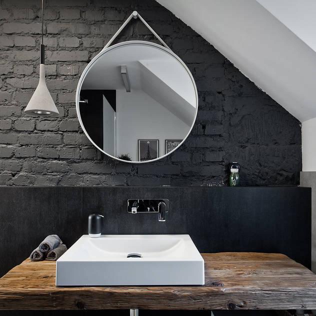ห้องน้ำ by superpozycja architekci