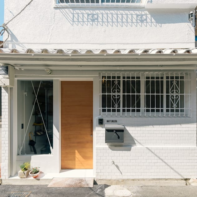 บ้านและที่อยู่อาศัย by coil松村一輝建設計事務所