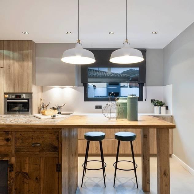 Cocinas de estilo escandinavo por Dröm Living