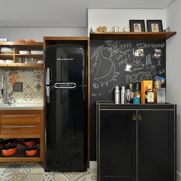 Johnny Thomsen Design de Interiores: modern tarz Mutfak