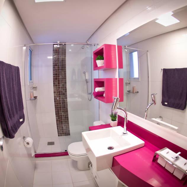 modern Bathroom by INOVA Arquitetura
