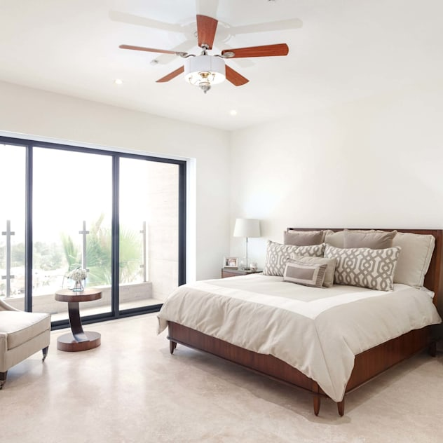 Imativa Arquitectos Modern style bedroom