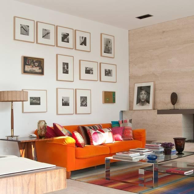 moderne Wohnzimmer von Gantous Arquitectos