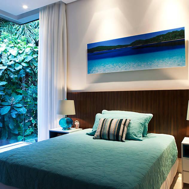 Dormitório : Quartos por Infinity Spaces