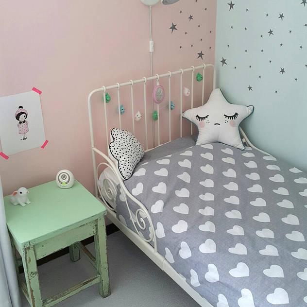 rustic Nursery/kid's room by Kinderkamervintage