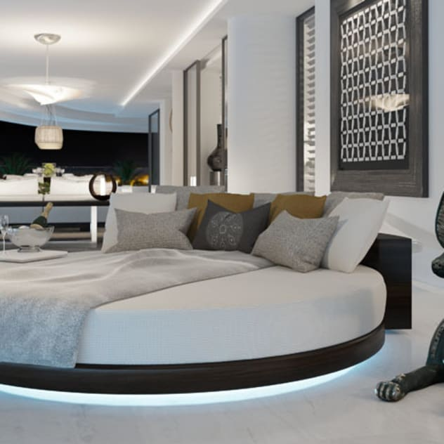 modern Bedroom by care4home