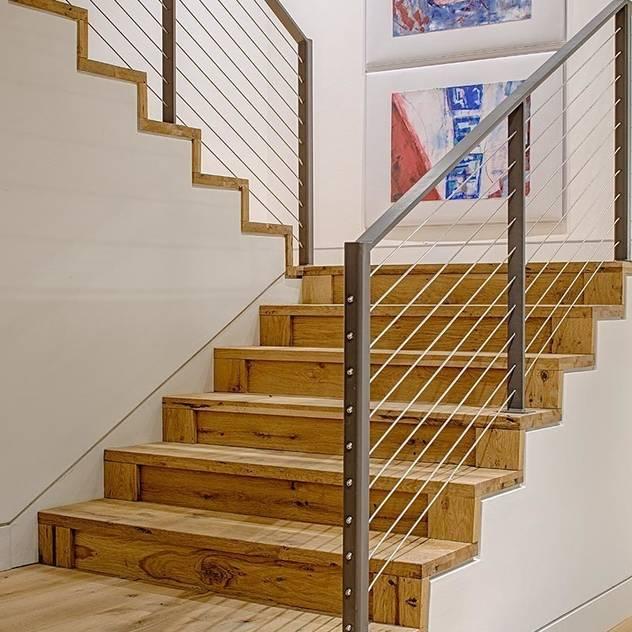 Cliff Dwelling Hành lang, sảnh & cầu thang phong cách chiết trung bởi Specht Architects Chiết trung