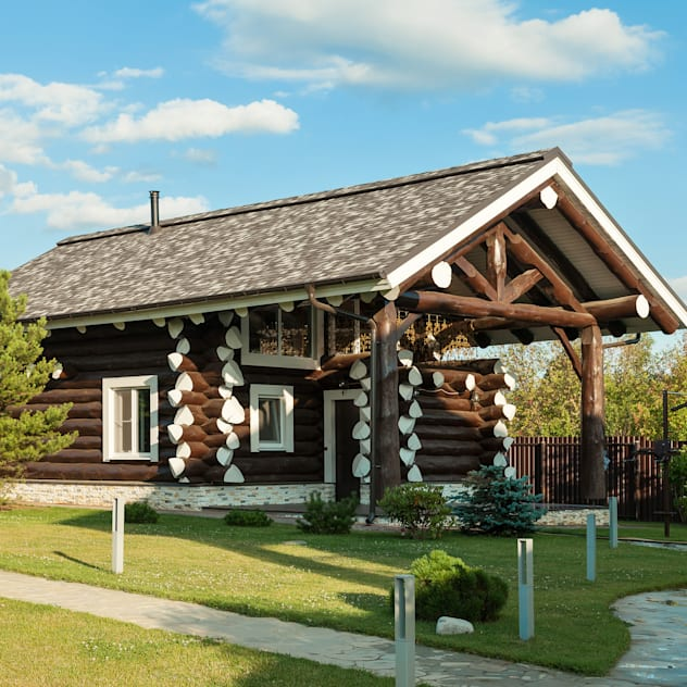 rustic Houses by Smart Wood