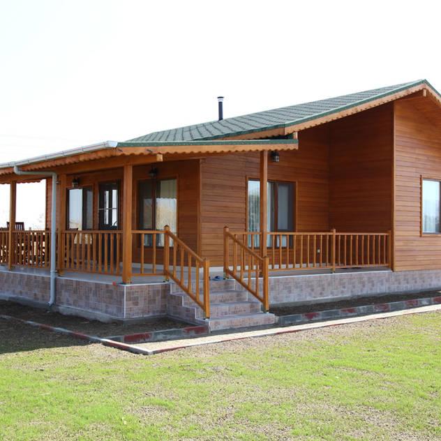 Rumah Kayu yang Paling Tepat untuk Keluarga