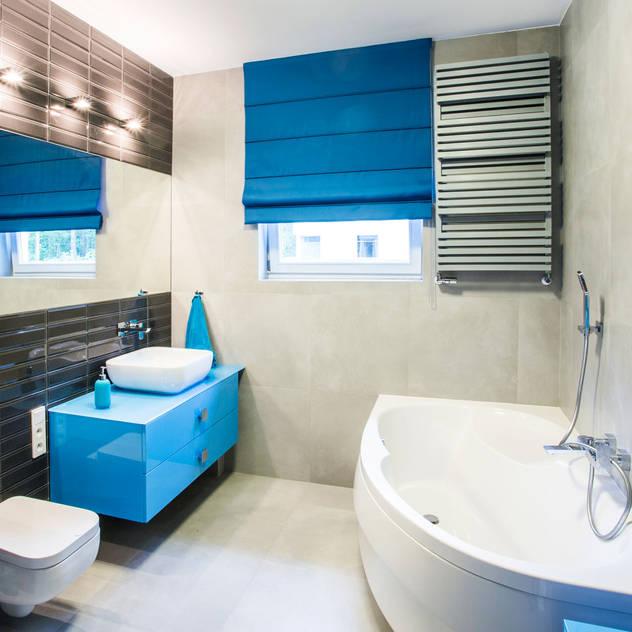 Phòng tắm phong cách chiết trung bởi INSPACE Chiết trung
