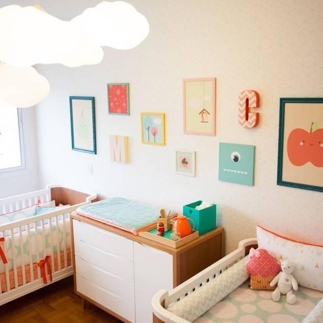 Phòng trẻ em phong cách hiện đại bởi Uaua Baby Hiện đại