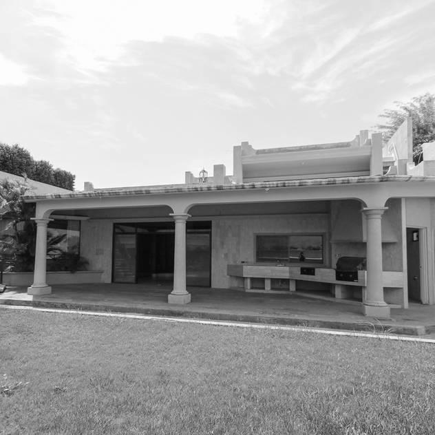 Juan Luis Fernández Arquitecto: tarz Teras