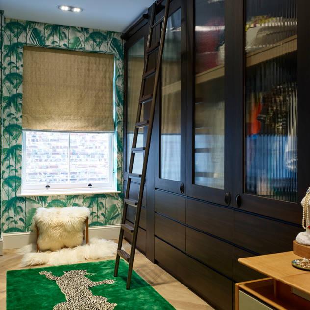 Aberdeen Park Phòng thay đồ phong cách hiện đại bởi ReDesign London Ltd Hiện đại