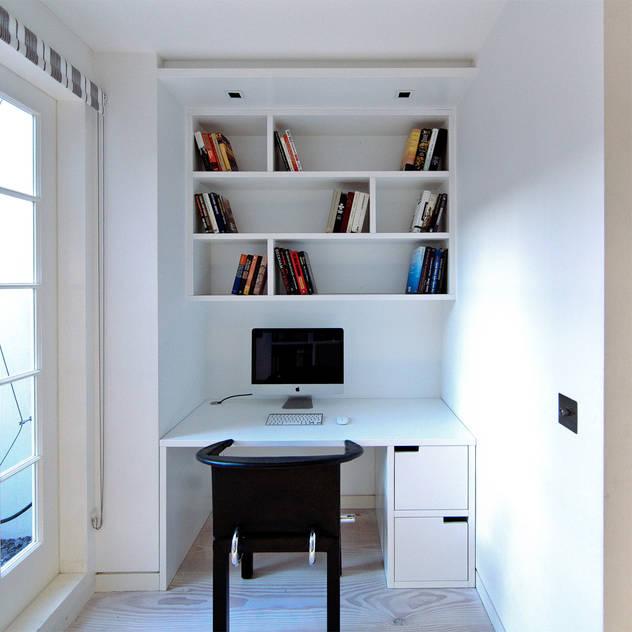 Belsize Architects: modern tarz Çalışma Odası