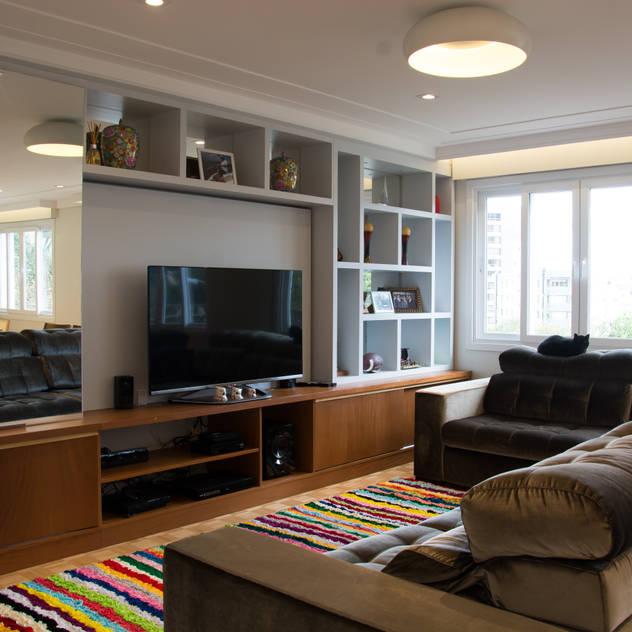 Sala de Estar Salas de estar modernas por homify Moderno