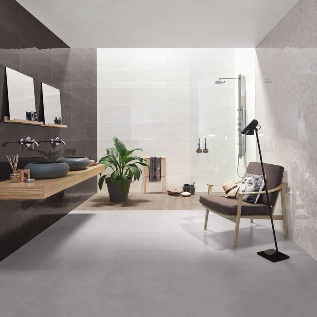 Phòng tắm phong cách hiện đại bởi Love Tiles Hiện đại