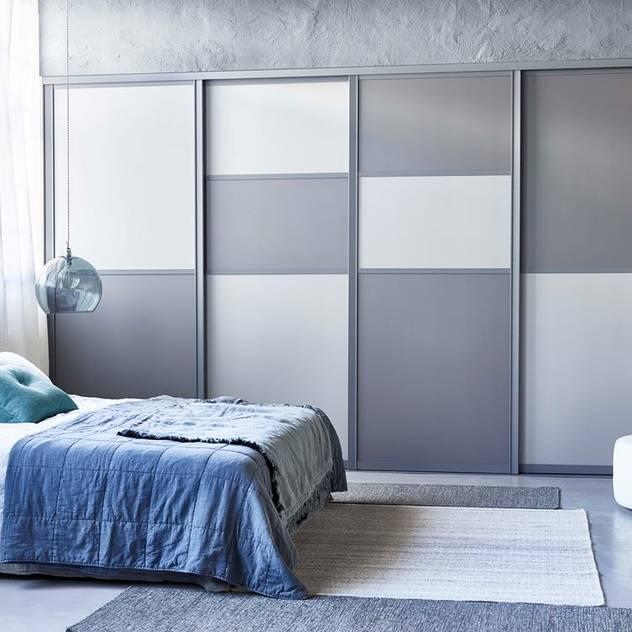 Phòng ngủ phong cách hiện đại bởi Elfa Deutschland GmbH Hiện đại
