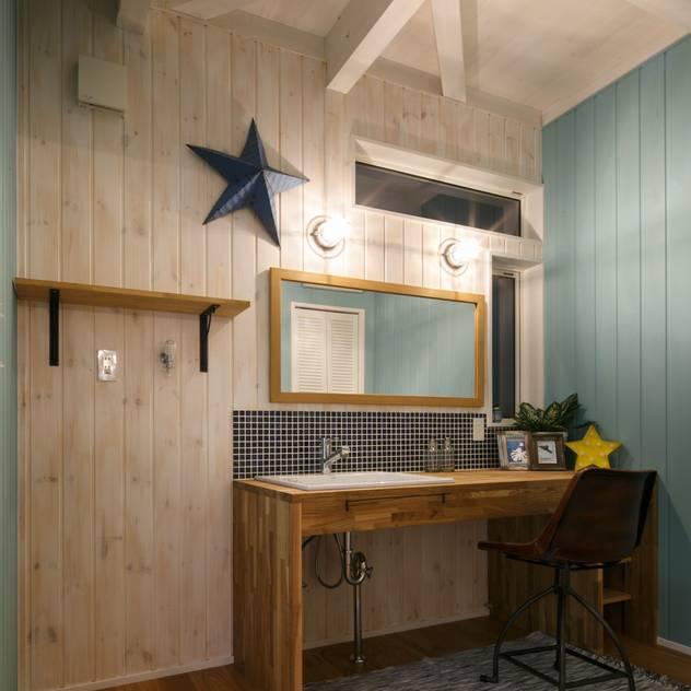 Bathroom by dwarf