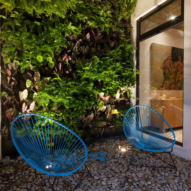 สวน by LGZ Taller de arquitectura