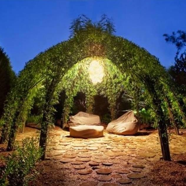 Jardines de estilo rústico por Dotto Francesco consulting Green