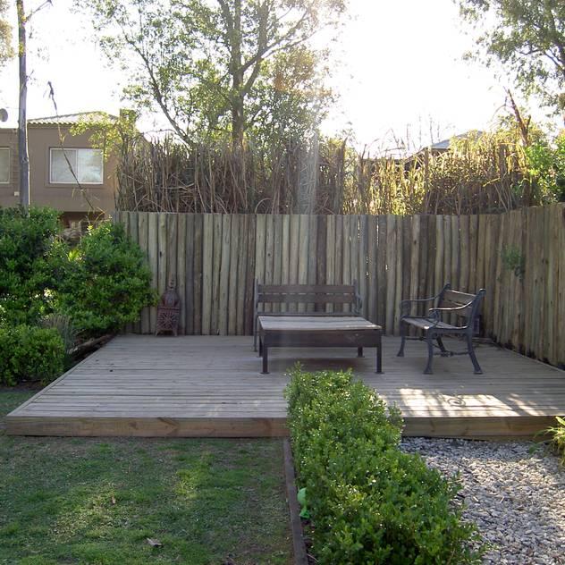 Jardins clássicos por BAIRES GREEN