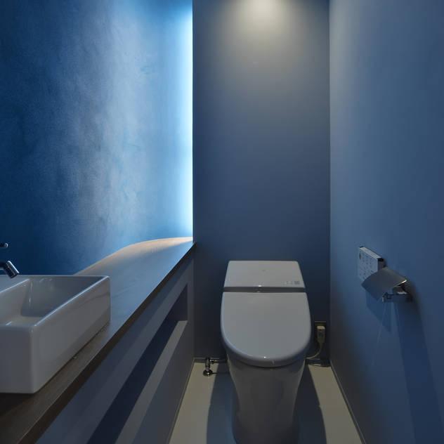 modern Bathroom by Nobuyoshi Hayashi