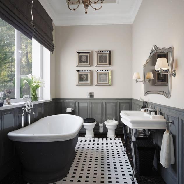 ห้องน้ำ by Sergey Artiomov