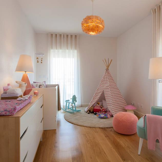 10 bước tuyệt vời để bạn làm phòng ngủ cho bé chung