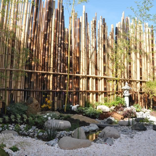 asian Garden by Taffin