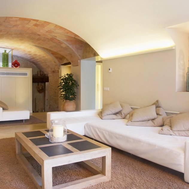 Salas de estar por Brick construcció i disseny