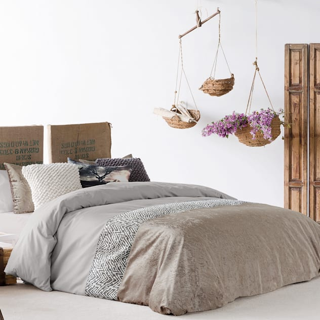 Decoraciones Gladys: modern tarz Yatak Odası
