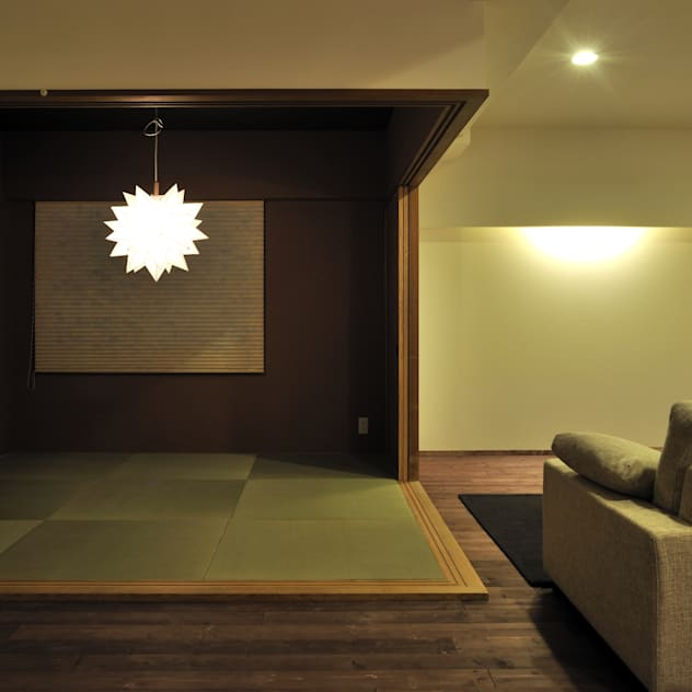 I邸MSリノベ: 株式会社トキメキデザイン・アトリエが手掛けた寝室です。