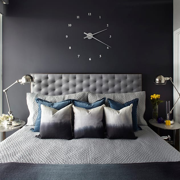 Modern style bedroom by ANNA DUVAL Modern