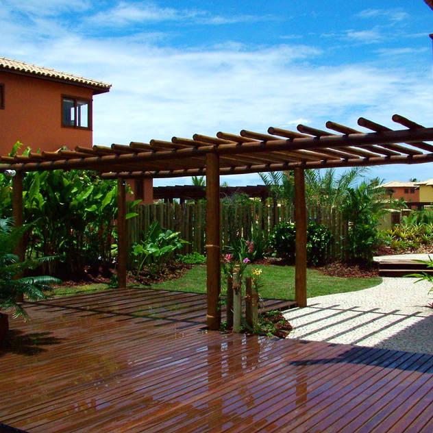 Vườn phong cách nhiệt đới bởi Proflora Nhiệt đới