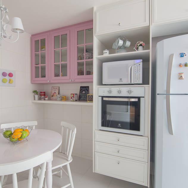 Nhà bếp phong cách kinh điển bởi Duplex Interiores Kinh điển