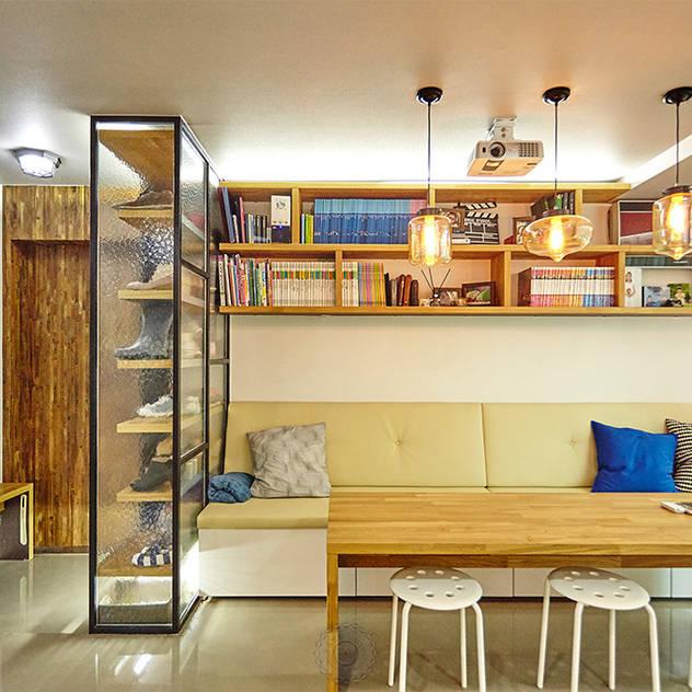 ห้องทานข้าว by 제이앤예림design