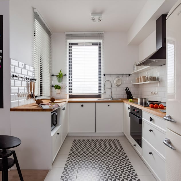 eclectic Kitchen by Loft Factory