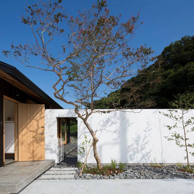 平屋に住まう: TRANSTYLE architectsが手掛けた家です。