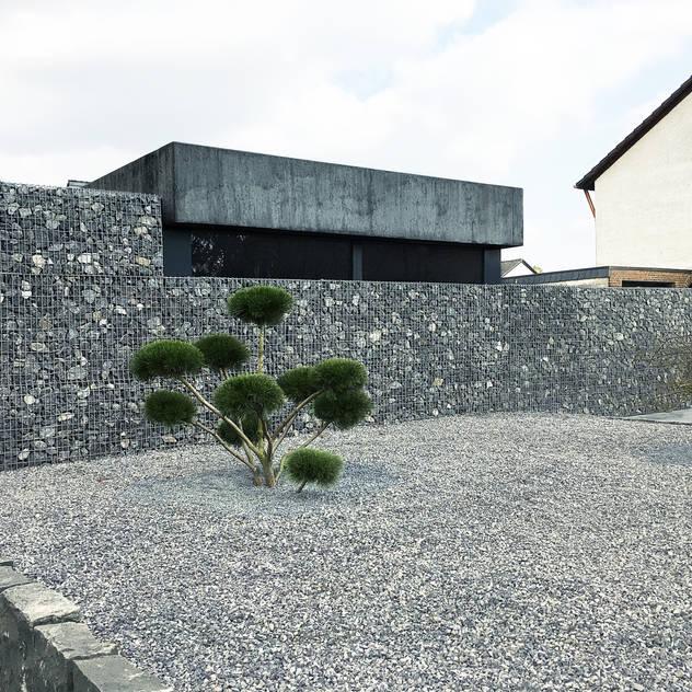Garajes de estilo moderno por ZHAC / Zweering Helmus Architekten